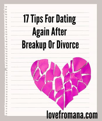after divorce dating tips Dating after divorce can be unnerving, especially if you were married for a while these tips can make entering the dating scene easier.