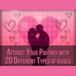 20 types of kisses