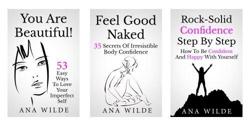 Three confidence books