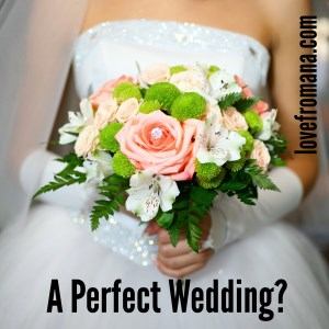 A Perfect Wedding?
