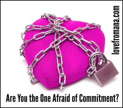 Are You the One Afraid of Commitment?
