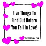 5 Things To Find Out About Your Date
