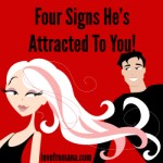 Four Signs A Guy Is Attracted To You