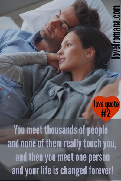 Quotes on meeting the right person
