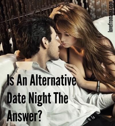 alternative date night