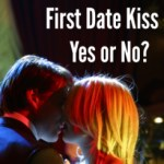 Pros And Cons Of The First Date Kiss