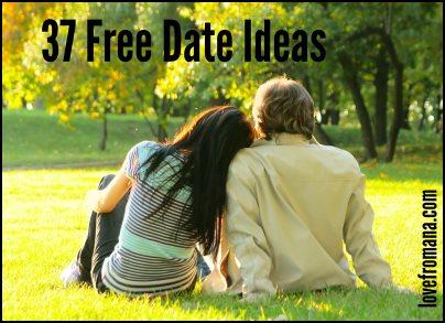 37 Free Date Ideas