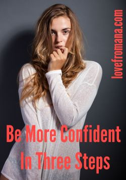 how to make your daughter more confident