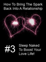 bring the spark back: sleep naked