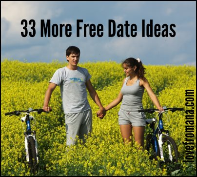 more free date ideas