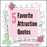 Do You Feel Attractive?